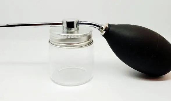 Hair Fiber Applicator Pump