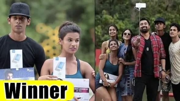 MTV Splitsvilla 10 Winners (Naina Singh, Baseer Ali)