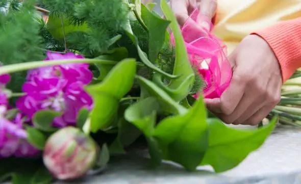Flower Shop Business Online