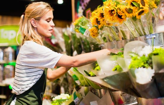 Sell Flowers Online Business