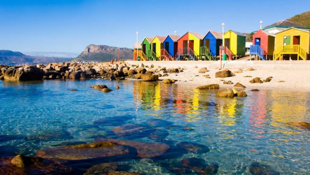 Cape Town - Capital of South Africa
