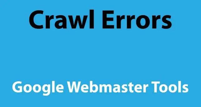 Fix Crawl Errors in Google Search Console