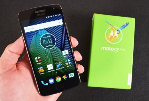Motorola Moto G5 Plus - Full phone specifications