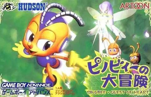 Pinobee: Wings of Adventure (Video game)