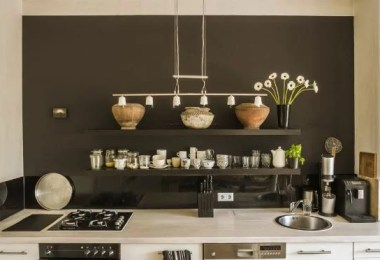 Open Shelving Kitchens
