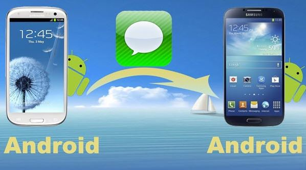 Transfer SMS/Text Messages from Android to Android