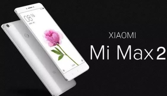 Xiaomi Mi Max 2 price, specifications