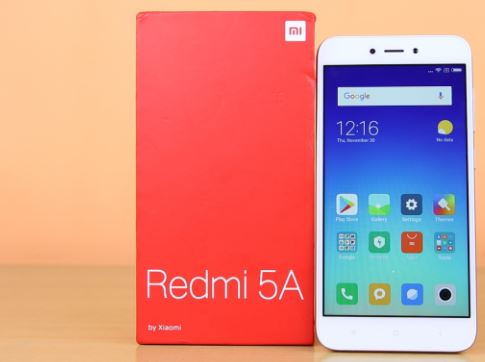 Xiaomi Redmi 5A - Full phone specifications