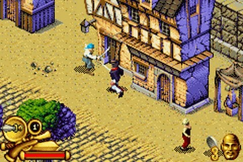 Pirates of the Caribbean: The Curse of the Black Pearl (Game)
