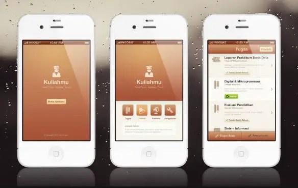 Mobile App Design - App UI Design