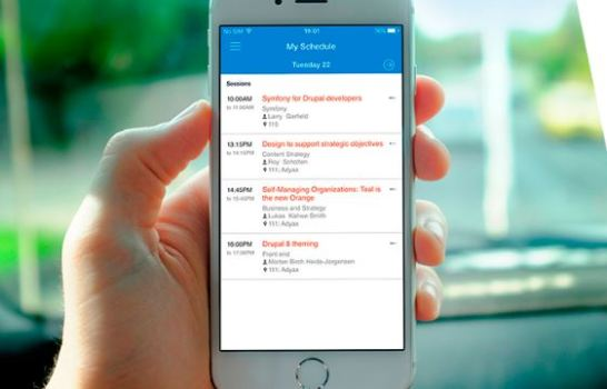 Mobile Event Apps for Conferences and Corporate Event