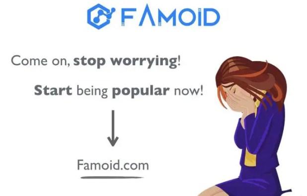 Famoid - Internet Company