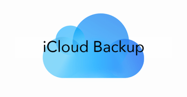 iCloud: Back up your iOS devices to iCloud