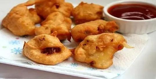 Aloo-Kanda Bhajji