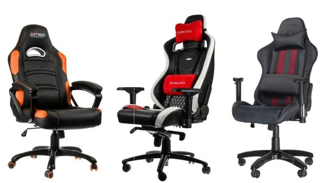 Enjoyable Top 5 Pc Gaming Chairs With Speakers Dont Buy Before Dailytribune Chair Design For Home Dailytribuneorg