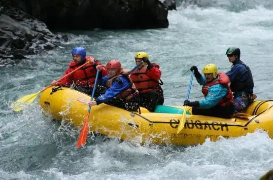 Breckenridge Rafting Adventure