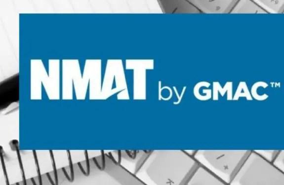 NMAT by GMAC