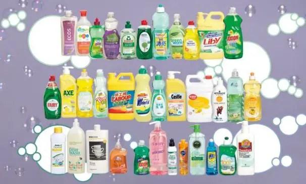 Dishwasher Detergents | Powder, Gel & Tablets
