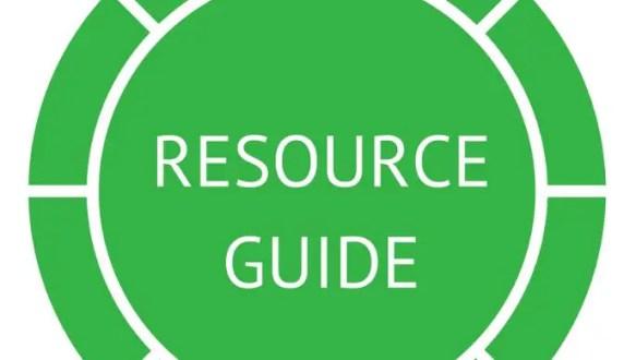 Create a Resource Guide