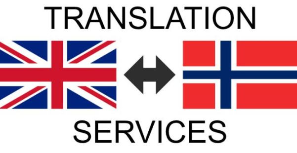 English to Norwegian translation