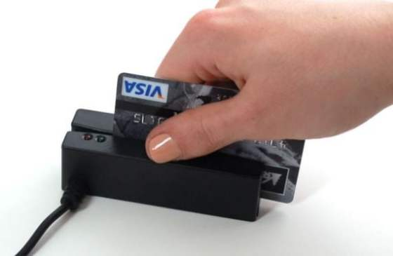 Swipe Card Reader