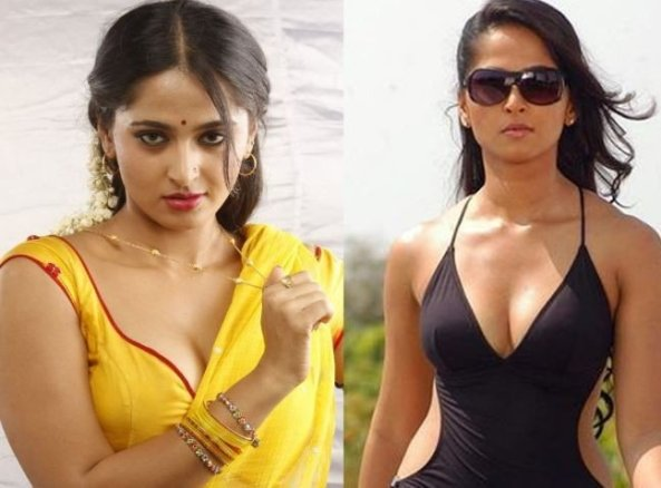 Anushka Shetty - Indian actress