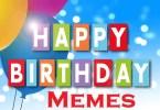 Interesting Funny Happy Birthday Memes