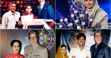 Kaun Banega Crorepati Winners List