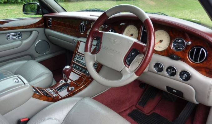 Modern Vehicle User Interfaces Capable Of