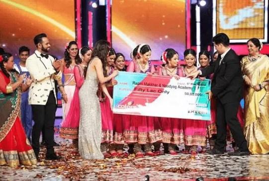 IGT 5 Winner: Naadyog Academy and Ragini Makkar