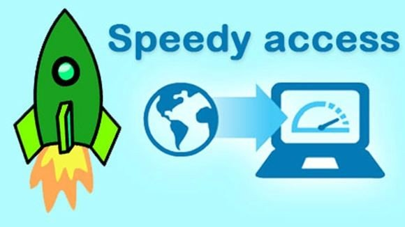Speedy access