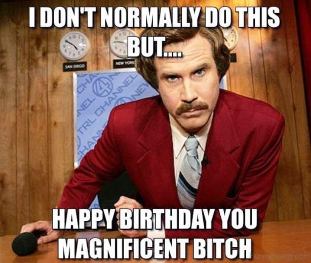 Best Happy Birthday Meme and Funny Happy BDay Images