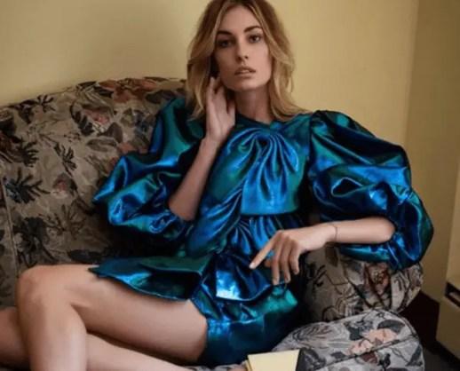 Nadja Bender - Danish model