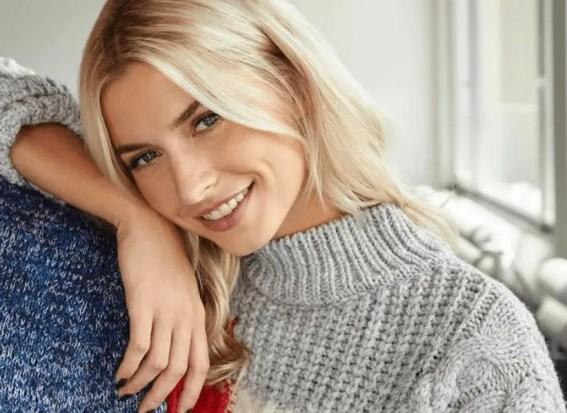 Lena Gercke - German fashion model