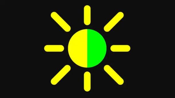 Adjust Your Brightness Levels