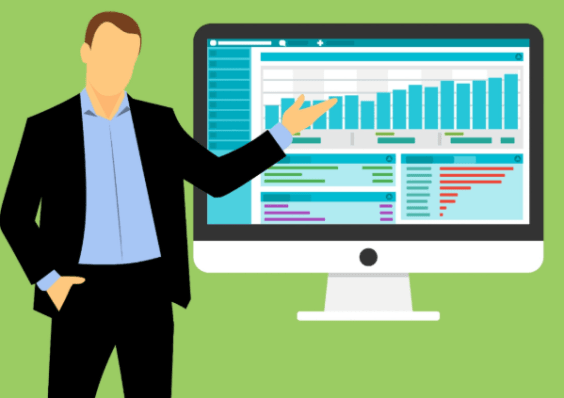 Tracking and analysing data