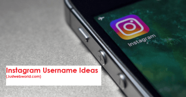 Cool Instagram Username Ideas