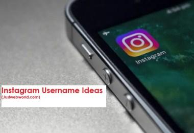 Cool Instagram Username Ideas