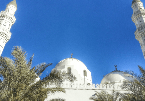 Quba Mosque - Mosque in Medina, Saudi Arabia