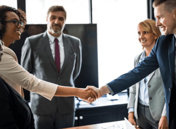 Sales and Marketing Teams Work Together