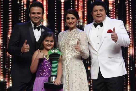 India's Best Dramebaaz Season 2 Winner - Swati Nitya