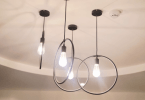 Use as Ceiling Lights