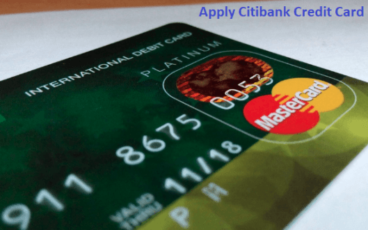 Apply Citibank Credit Card Online