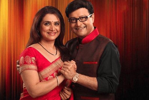 Sachin Pilgaonkar & Supriya Pilgaonkar
