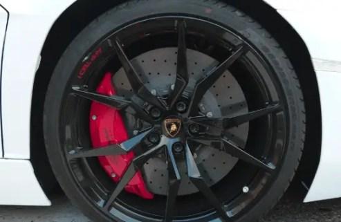 Brake pad light