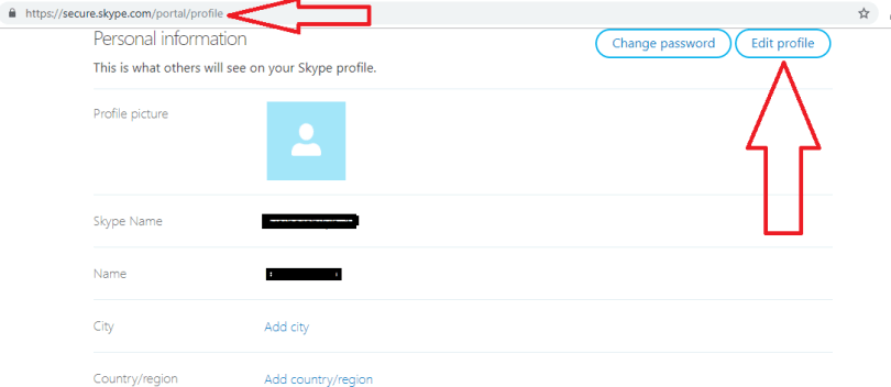Find out my Skype ID