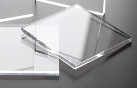 Acrylic sheeting