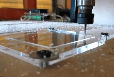 CNC Acrylic Cutting