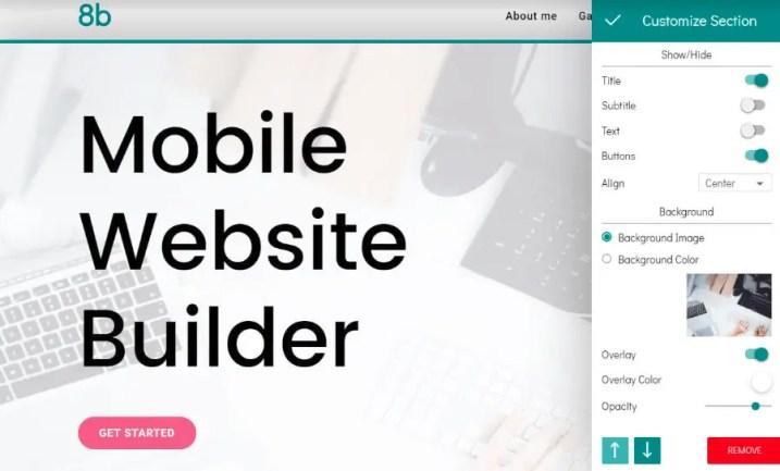 Mobile Website Builder to Get Your Online Business Up