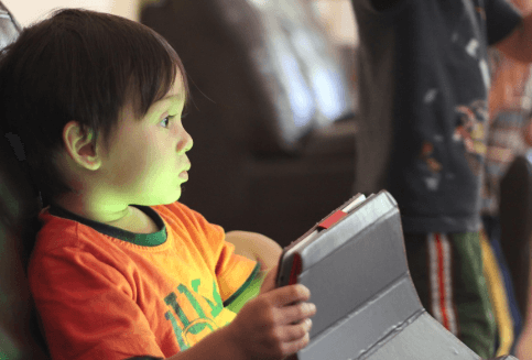 Raising Children In a World of Technology